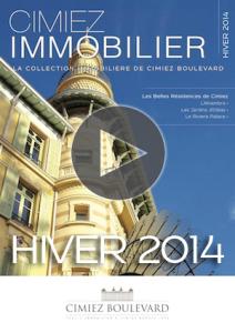 Cimiez Immobilier - Hiver 2014