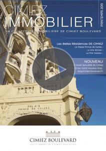 Cimiez Immobilier Printemps 2015