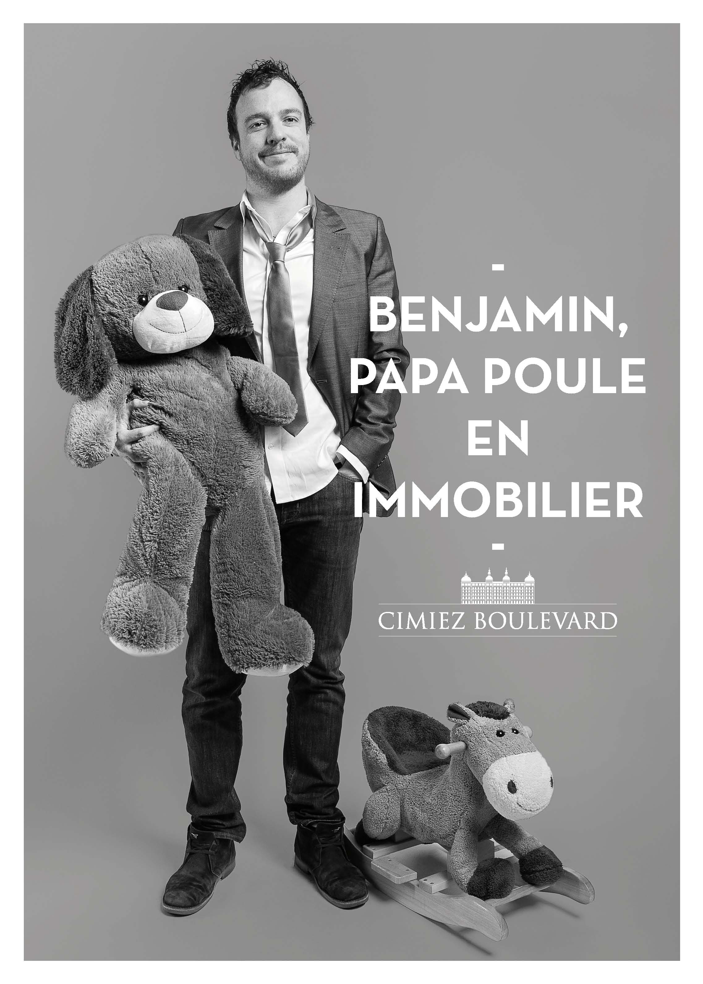 Honoraires d'agence - Interview Benjamin La Pietra Cimiez Boulevard