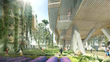 Le Ray - Un futur éco quartier Nice